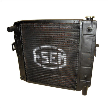 Heavy Duty Forklift Radiators