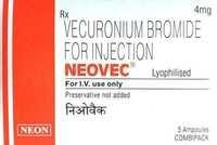 Vecuronium-Bromide-Injection
