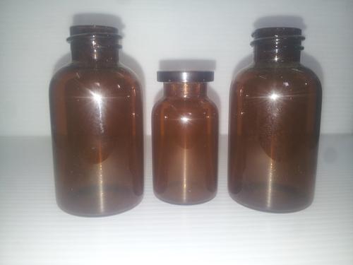 Amber Glass Vials