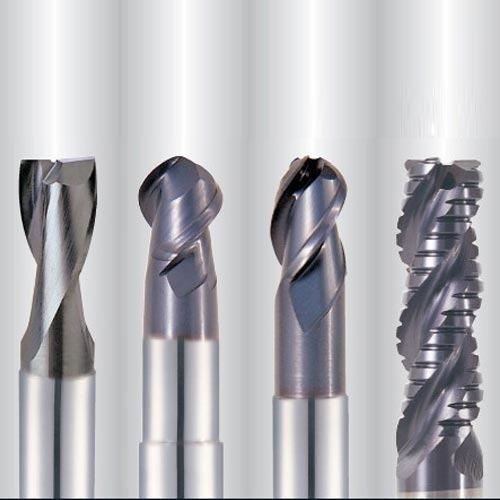 Aluminium Milling Tools