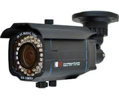 High Resolution Vf Ir Bullet Camera