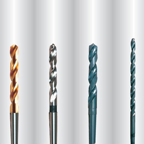 Morse Taper Shank Drills