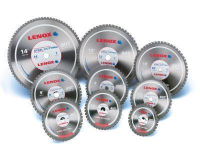 Lenox Metal Cutting Circular Saw Blades