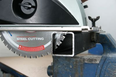 Steel Cutting Circular Saw Blades