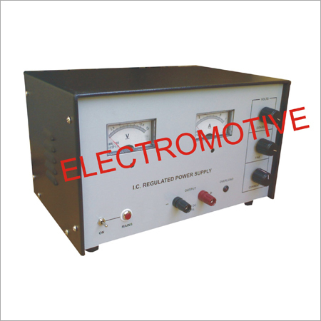 Lenearly Variable DC Power Supply