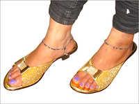 Colored Ladies Sandal