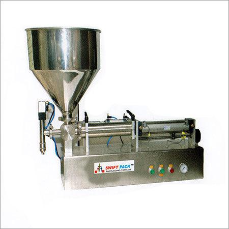 Cream Paste Filling Machine