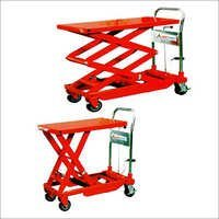 Hydraulic Hand Table Truck
