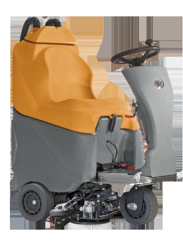 Ride on Scrubber Drier