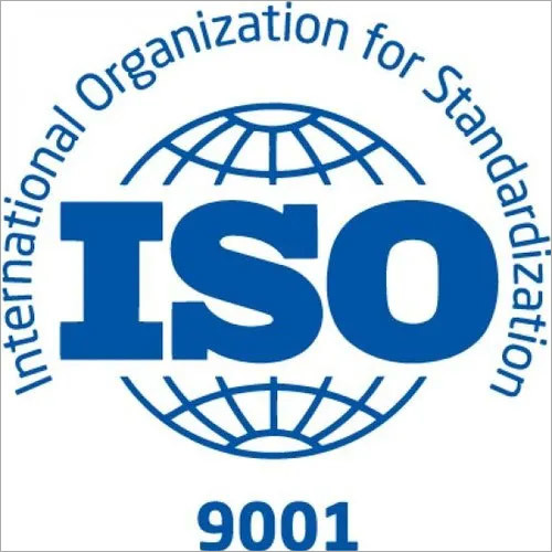 ISO 9001 Certificate Services