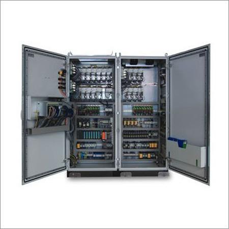 New PLC Panel