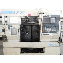 Twin Spindle Muratec