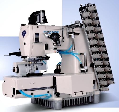Computerized Multi Needle Machine