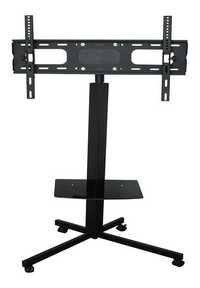 PRO MOBILE FLAT PANEL STAND MOUNT CART STATION MONITOR FAIR SHOW DISPLAY TV32