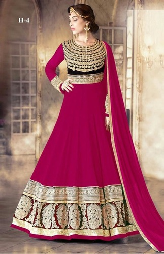 Lovely Designer Anarkali Suit