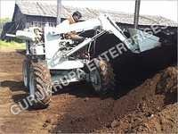 Compost Windrow Turner Machine