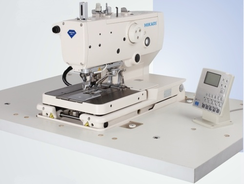 Eyelet Button Holing Machine High Speed
