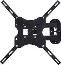 Full Motion TV Wall Mount Tilt Swivel 24-47 inch LED LCD Flat Screen