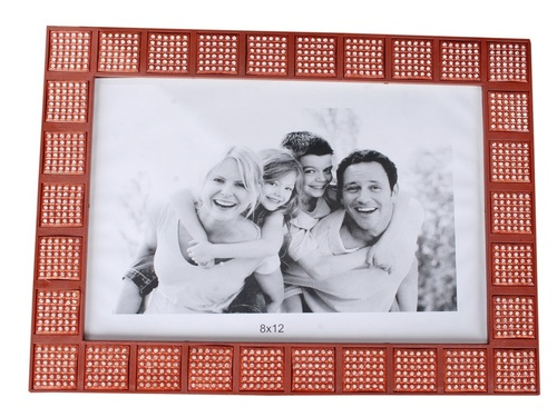 Fancy diamond Photo frame