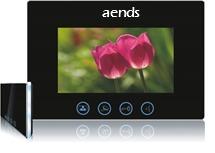 Villa type video door phone AVP-1122I7A