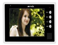 Villa type video door phone AVP-1122I7B