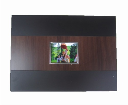 WOODEN COVER