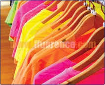 Fluorescent Pigments For Textiles