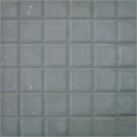 Concrete Chequered Tiles