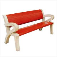 Hand Rest Chair Bench