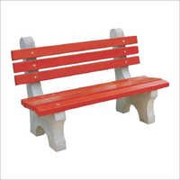 Back Rest Chair Bench