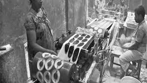 USED 15 MONTH PAPAD MAKING MACHINE URGENT SALE IN HISSAR HARYANA