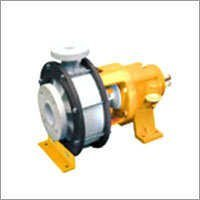 PP - PVDF Centrifugal Pump