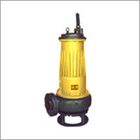 Submersible Dewatering & Sewage Pump
