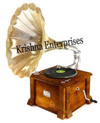 Nautical Musical Gramophone