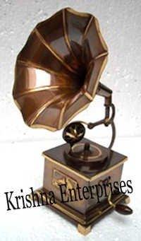 Antique Finish Gramophone