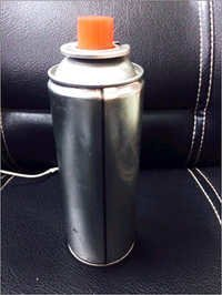 Butane Gas Spray
