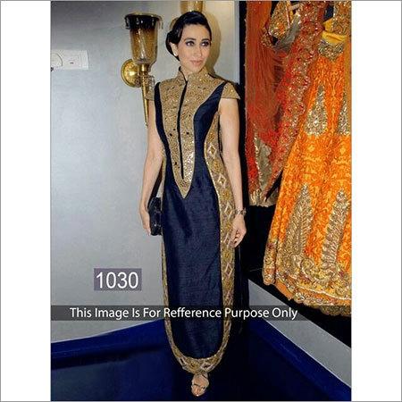 Bollywood Replica Anarkali Fancy Party Wear Suit