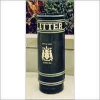 Decorative Litter Bin