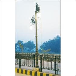 CI Lamp Post
