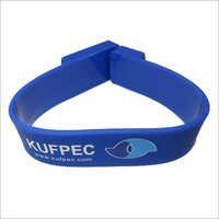 Soft PVC Wristband