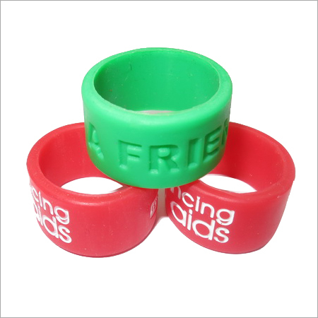Silicone Finger Ring