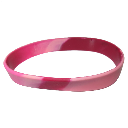 Swirl Silicone Wristbands