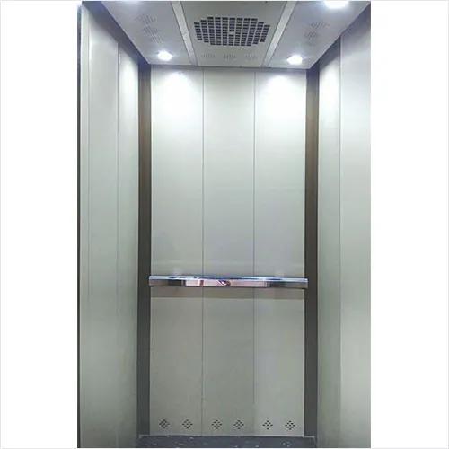 MS Powder Coated Elevator Cabin