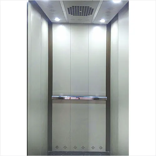 MS Powder Coated Elevator Cabin