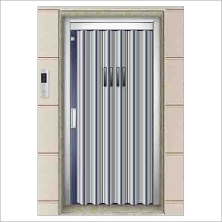 Imperforated Manual Door for Lift