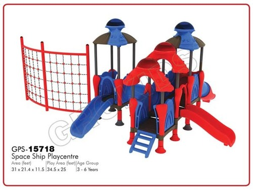 Space Ship Playcentre