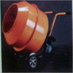 Motorized Concrete Mixer