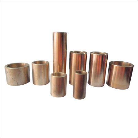 Construction Machinery Gunmetal Bushes