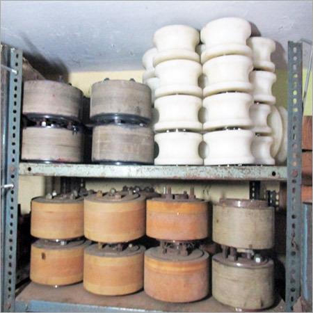 Concrete Mixer Machine Nylon Wheels