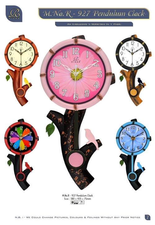 Pendulum Wall Hang Clock